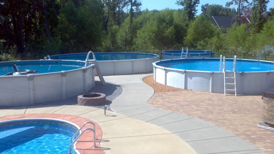About Sango Pool Amp Spa The Backyard Place Clarksville Tn
